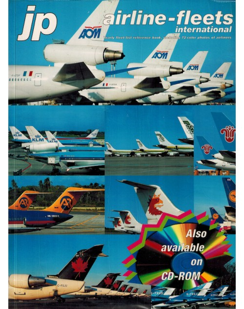JP Airline Fleets International 1997/1998, 31st Edition