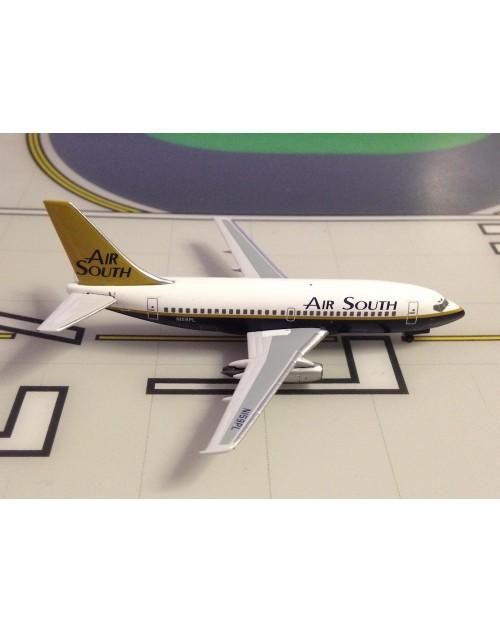 Air South Boeing 737-200 N159PL 1990s 1/400 scale diecast Aeroclassics