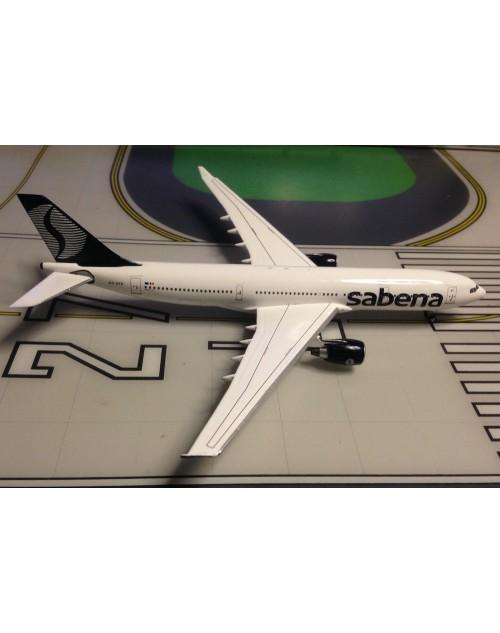Sabena Airbus A330-223 OO-SFR 1/400 scale diecast Aeroclassics