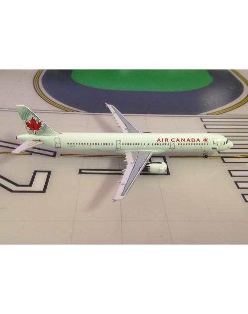 Air Canada Airbus A321-211 C-GITY 1/400 scale diecast Aeroclassics