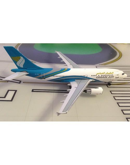 Oman Air Airbus A310-304 CS-TEI Pacific Flyer 1/400 scale diecast AeroClassics