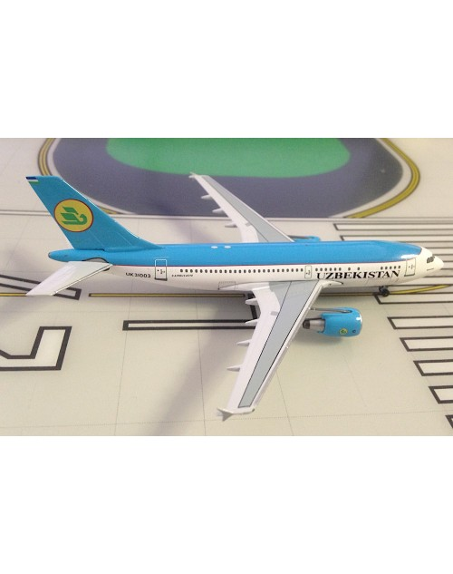 Uzbekistan Airbus A310-324 UK-31003 1/400 scale diecast AeroClassics