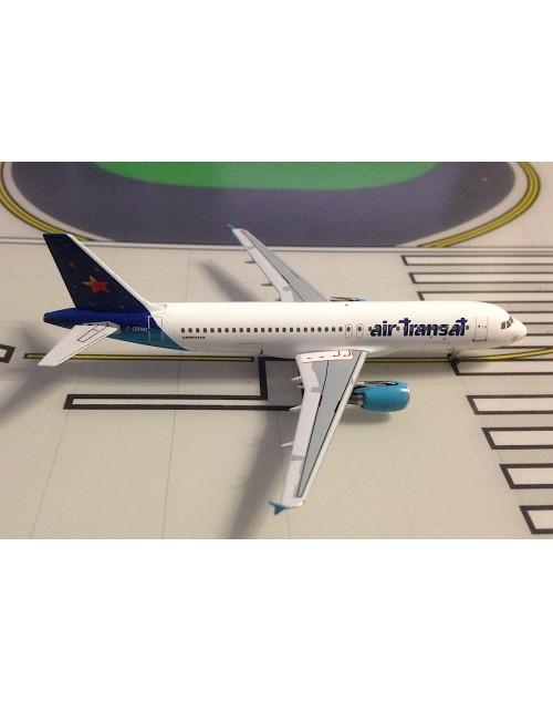 Air Transat Airbus A320-214 F-GRSH 1/400 scale diecast Aeroclassics