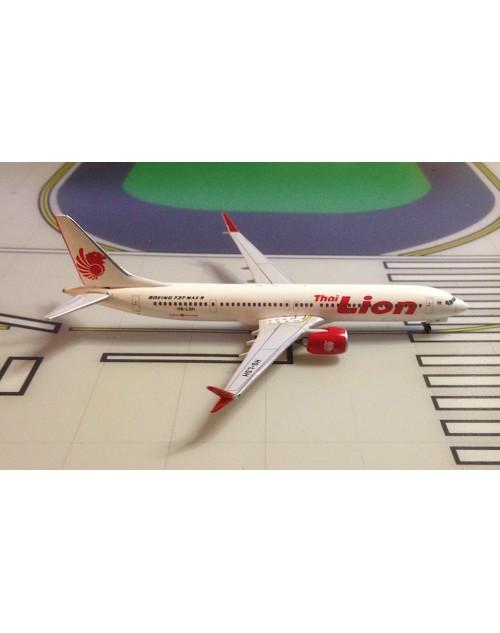 THAI Lion Air Boeing 737-Max 9 HS-LSH  1/400 scale diecast Aeroclassics