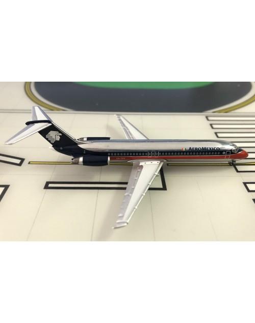 AeroMexico Douglas DC-9-32 XA-TFO 1990s 1/400 scale diecast Aeroclassics