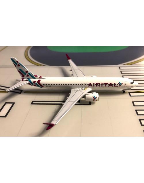 AirItaly Boeing 737 Max-8 EI-GFY 1/400 scale diecast Aeroclassics