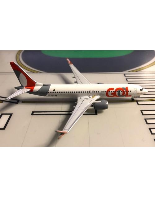 GOL Boeing 737 Max-8 PR-XMA 1/400 scale diecast Aeroclassics