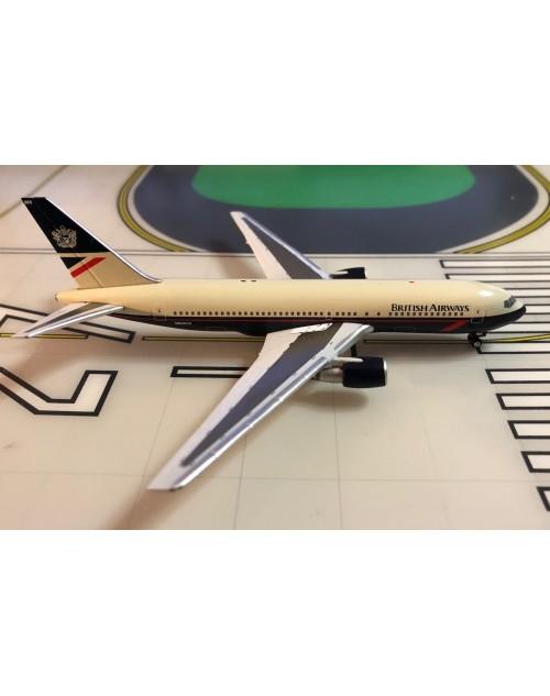 British Airways Boeing 767-2B7/ER N655US Landor 1/400 scale diecast Aeroclassics