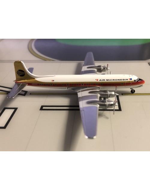 Air Micronesia Douglas DC-6B N90961 1/400 scale diecast Aeroclassics