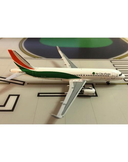 Air Cote d'Ivorie Airbus A320-214SL TU-TSV 1/400 scale diecast Aeroclassics