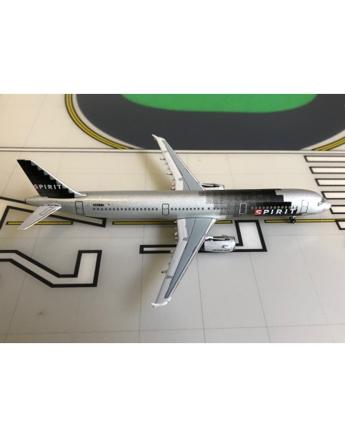 Spirit Airlines Airbus A321-231 N588NK 2005 colors 1/400 scale diecast Aeroclassics