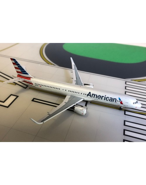 American Airlines Airbus A321neo N400AN current colors 1/400 scale diecast Aeroclassics
