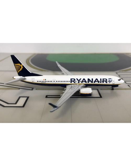 Ryanair Boeing 737 Max-8 EI-HAT 1/400 scale diecast Aeroclassics