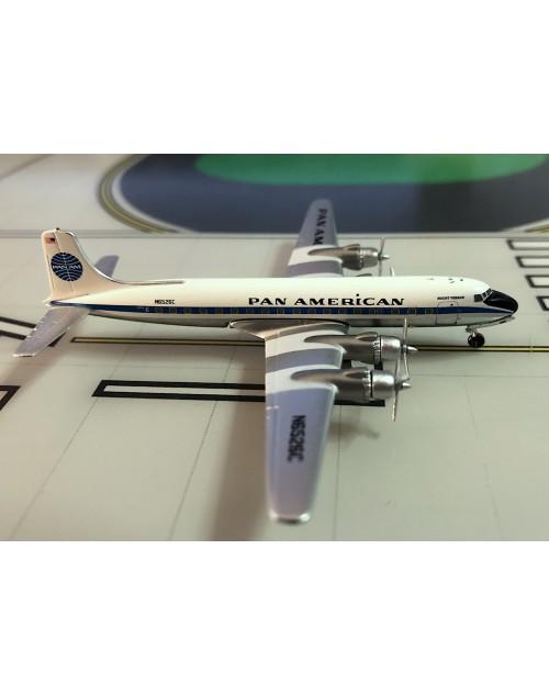 Pan American Douglas DC-6 N6526C 1/400 scale diecast Aeroclassics
