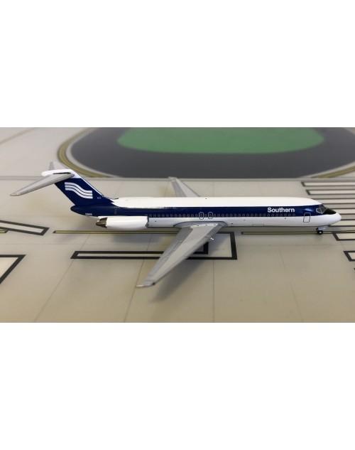 Southern Douglas DC-9-32 N90S Final colors 1/400 scale diecast Aeroclassics