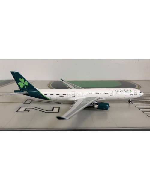 Aer Lingus Airbus A330-302 EI-EDY New colors 1/400 scale diecast Aeroclassics