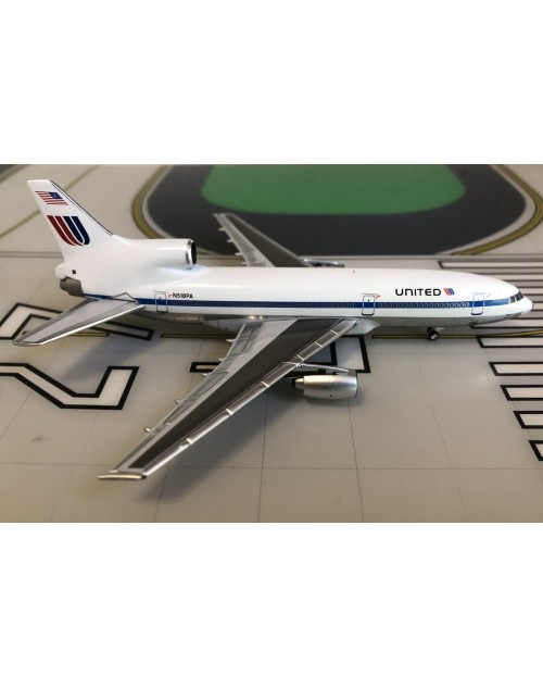 United Lockheed L-1011-500 N510PA Pan Am hybrid 1/400 scale diecast Aeroclassics