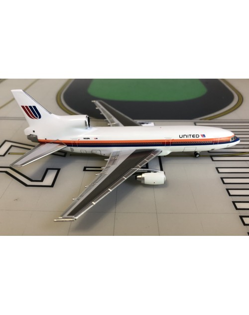 United Lockheed L-1011-500 N512PA 1980's 1/400 scale diecast Aeroclassics