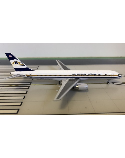 American Trans Air Boeing 757-200 N757AT 1990s 1/400 scale diecast Aeroclassics