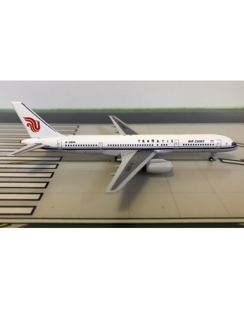 Air China Boeing 757-200 B-2855 Final colors 1/400 scale diecast Aeroclassics