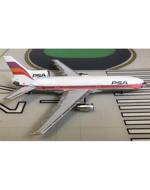 PSA Lockheed L-1011-1 N10112 1970s 1/400 scale diecast Lockness Models
