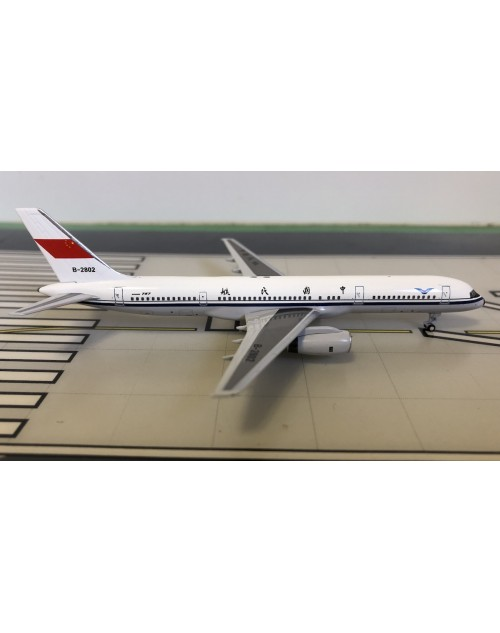 CAAC Boeing 757-200 B-2802 Final colors 1/400 scale diecast Aeroclassics
