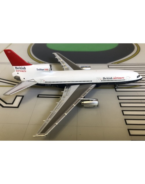 British Airtours Lockheed L-1011-500 G-BFCB 1/400 scale diecast Lockness Models