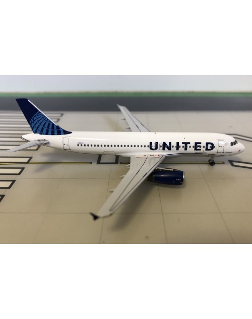 United Airbus A320-200 N1913U New colors 1/400 scale diecast Aeroclassics