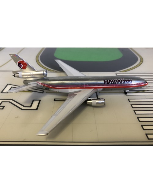 Hawaiian Douglas DC-10-10 N153AA Final colors 1/400 scale diecast Aeroclassics