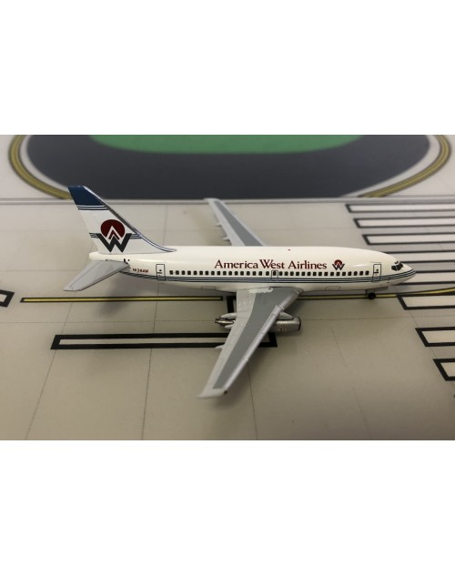 America West Airlines Boeing 737-200 N138AW 1/400 scale diecast Aeroclassics