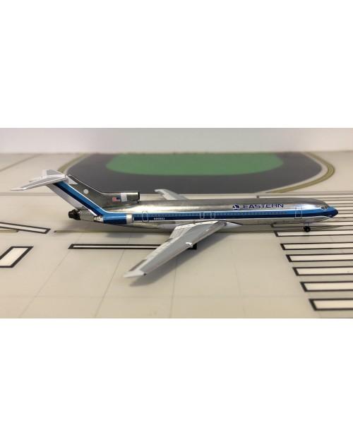 Eastern Boeing 727-225/Adv N8888Z bare metal 1/400 scale diecast Aeroclassics