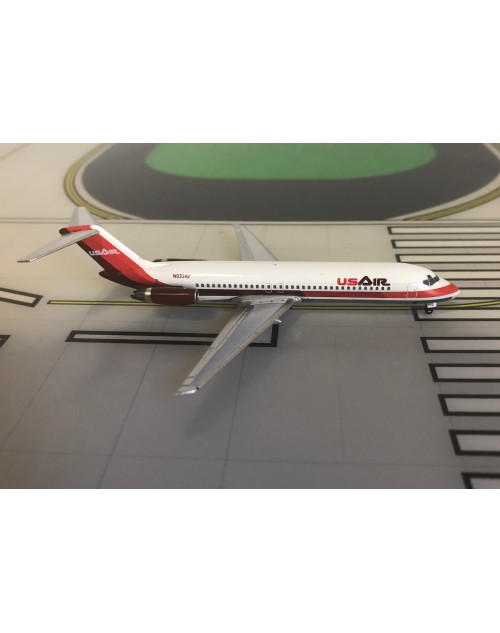 UsAir Douglas DC-9-31 N933VJ early 1980s 1/400 scale diecast Aeroclassics