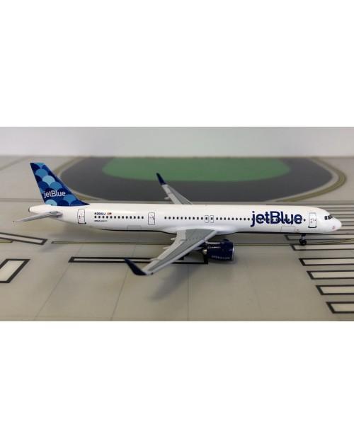 JetBlue Airbus A321neo (A321-271NX) N2002J 1/400 scale diecast Aeroclassics