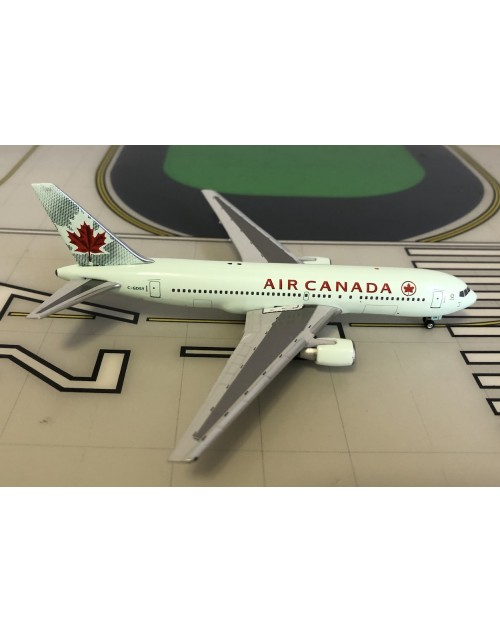 Air Canada Boeing 767-200 C-GDSY 2000s colors 1/400 scale diecast Aeroclassics