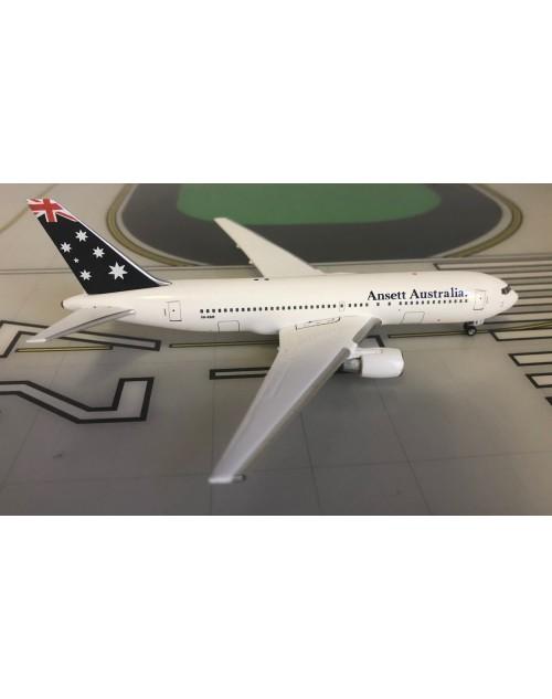 Ansett Australia Boeing 767-200 VH-RME 1990s 1/400 scale diecast Aeroclassics