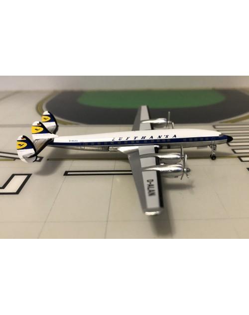 Lufthansa Lockheed L-1649 Starliner D-ALAN 1960 1/400 scale diecast Aeroclassics