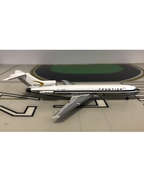 Frontier Boeing 727-200 N7277F 1/400 scale diecast Aeroclassics