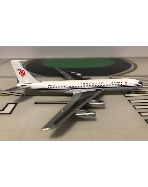 Air China Boeing 707-320C B-2406 1/400 scale diecast Aeroclassics