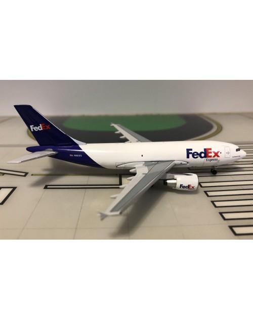 FedEx Airbus A310F-300 N803FD 1/400 scale diecast AeroClassics