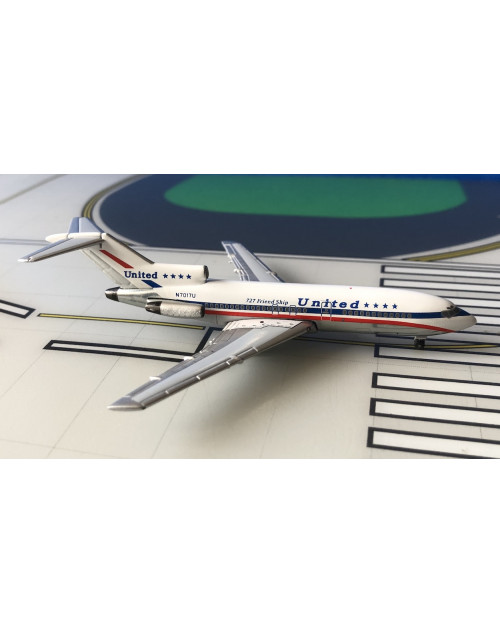 United Boeing 727-22 N7017U 727 Friend Ship 1/400 scale diecast Aeroclassics