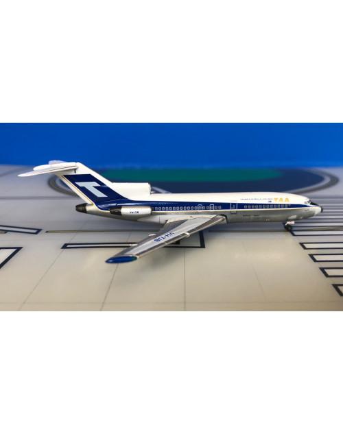 TAA Trans Australia Boeing 727-76 VH-TJB 1970s 1/400 scale diecast Aeroclassics