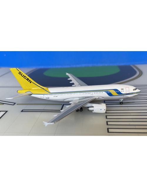 Sudan Airways Airbus A310-322 ST-AST 1/400 scale diecast AeroClassics