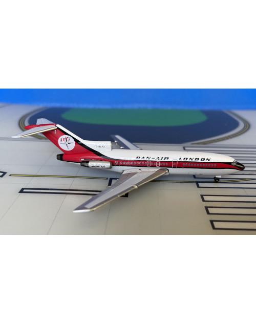 Dan-Air London Boeing 727-46 G-BAFZ 1970s 1/400 scale diecast Aeroclassics