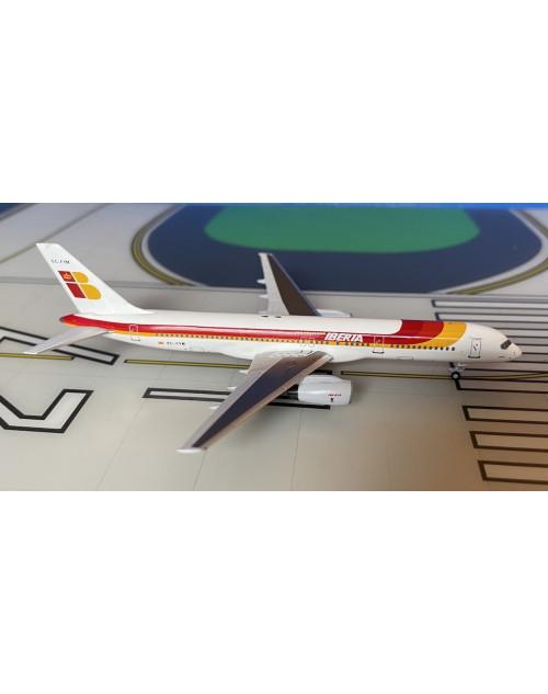 Iberia Boeing 757-200 EC-FYM Final colors 1/400 scale diecast Aeroclassics