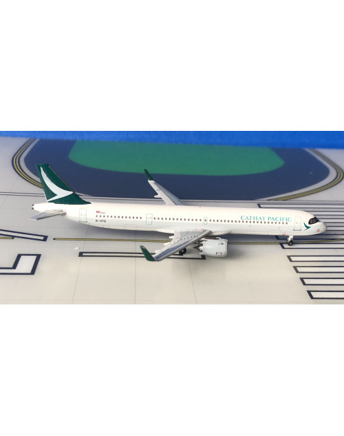 Cathay Pacific Airbus A321NEO B-HPB 1/400 scale diecast Aeroclassics