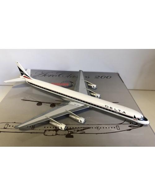 Delta DC-8-61 N1300L Widget colors 1/200 scale diecast Aeroclassics