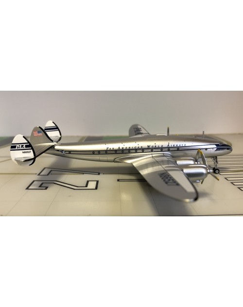 Pan American World Airways L-749 N86527 Delivery colors 1/200 scale diecast Aeroclassics