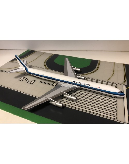 Eastern DC-8-61 N8778 Delivery colors 1/200 scale diecast Aeroclassics
