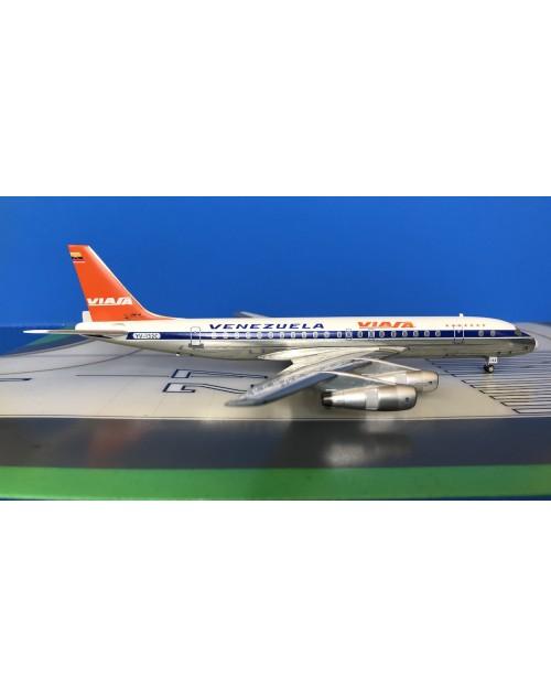 Viasa Douglas DC-8-53 YV-C132C 1970s 1/200 scale diecast Aeroclassics