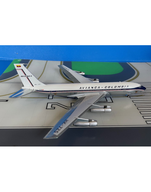 Avianca Colombia Boeing 720-059B HK-725 delivery colors 1/200 scale diecast Aeroclassic